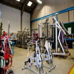 Gym Equipment Servicing Specialists in Advie 12