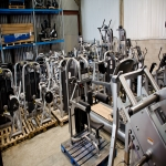 Prison Gym Equipment in Abune-the-hill 2