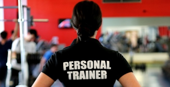 Personal Training in Aber-Gi