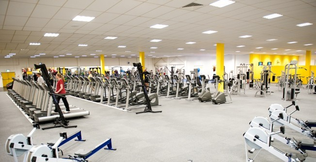Commercial Gym Machines in Abercorn