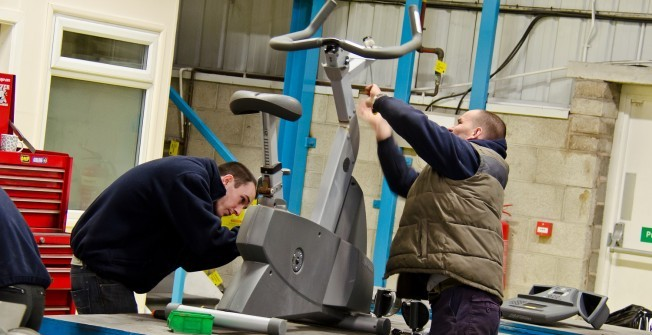 Gym Equipment Repairs in Abercorn