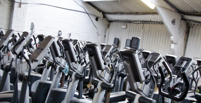 Elliptical Trainer Refurbishment in Waulkmill